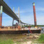 Africatown riverfront, Mobile, AL